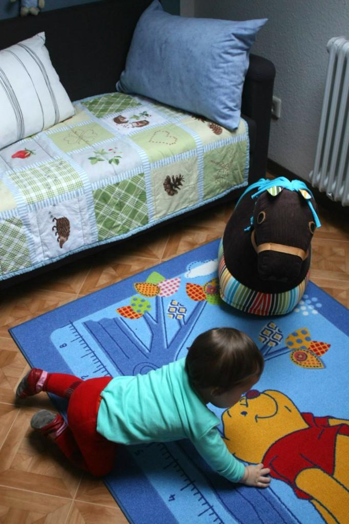 Teppich Babyzimmer Junge