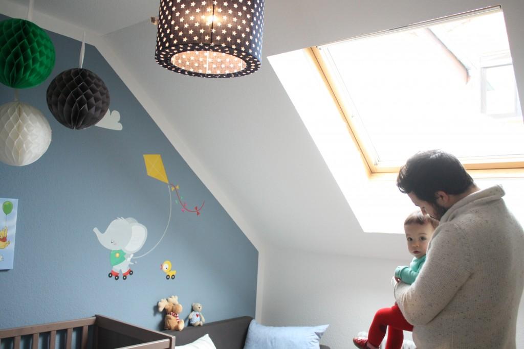 Einblicke ins Babyzimmer