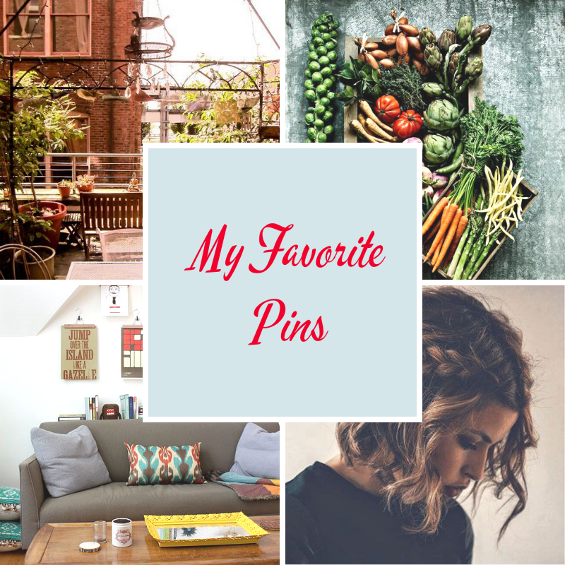 10 Favorite Pins