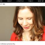 """Meine neue """"About me""""-Seite"""