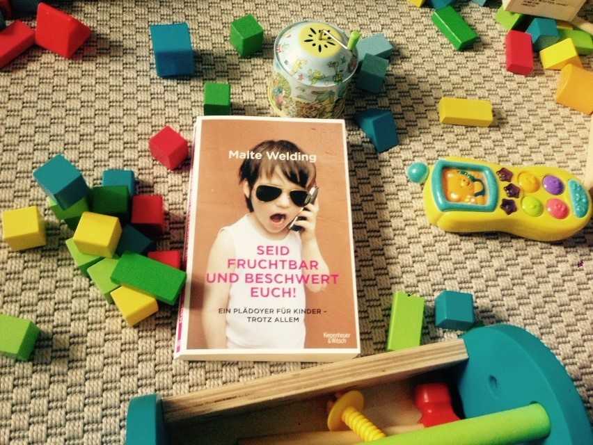 Kinderwunsch; Malte Welding; Rezension