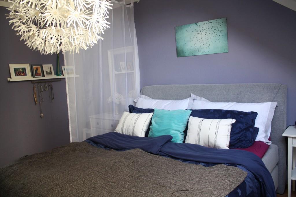 schlafzimmer wanddeko