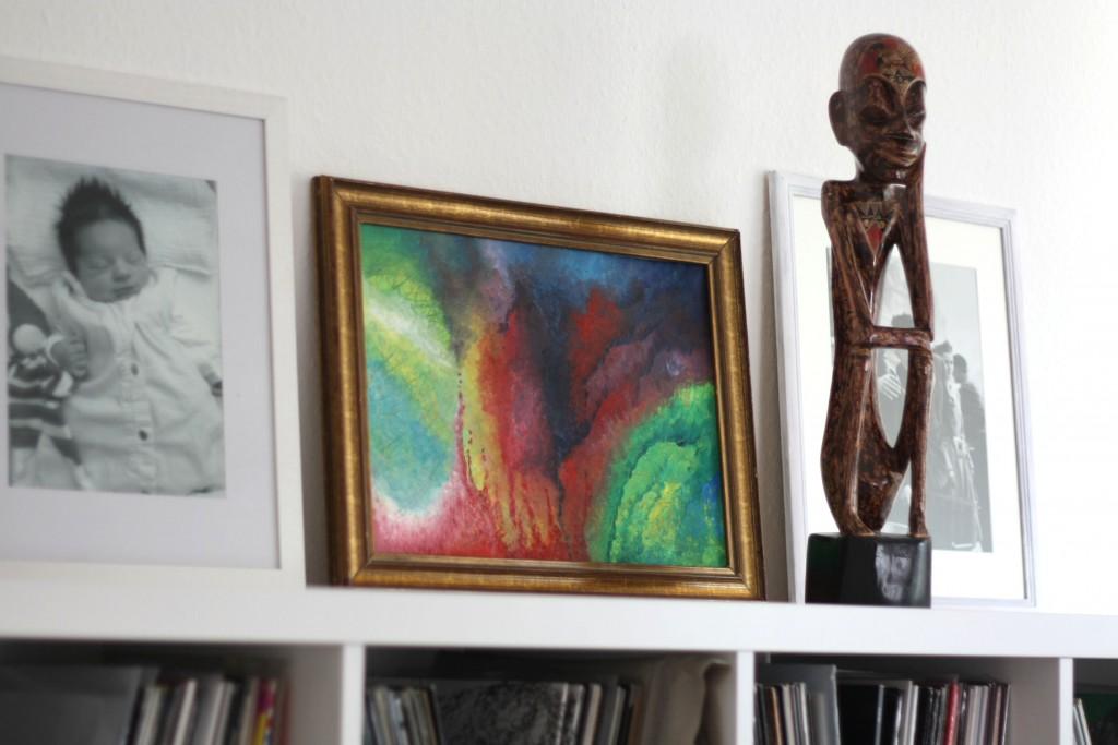Wohnungstour: Bilder & Co.