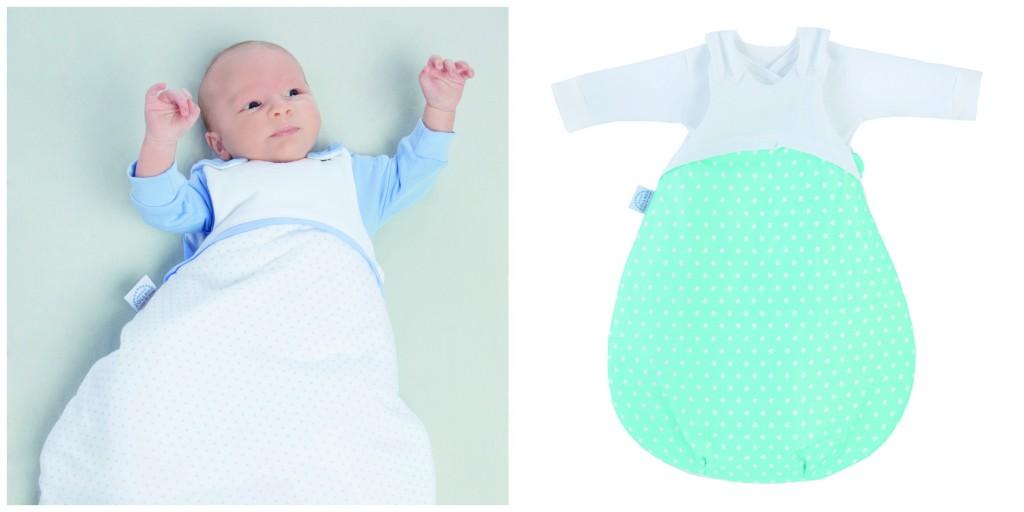 Gewinne einen Babyschlafsack MIO vom Onlineshop Julius Zöllner