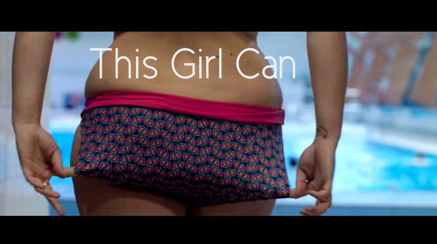 Warum Frauen keinen Sport machen und was dieses Video daran ändern könnte