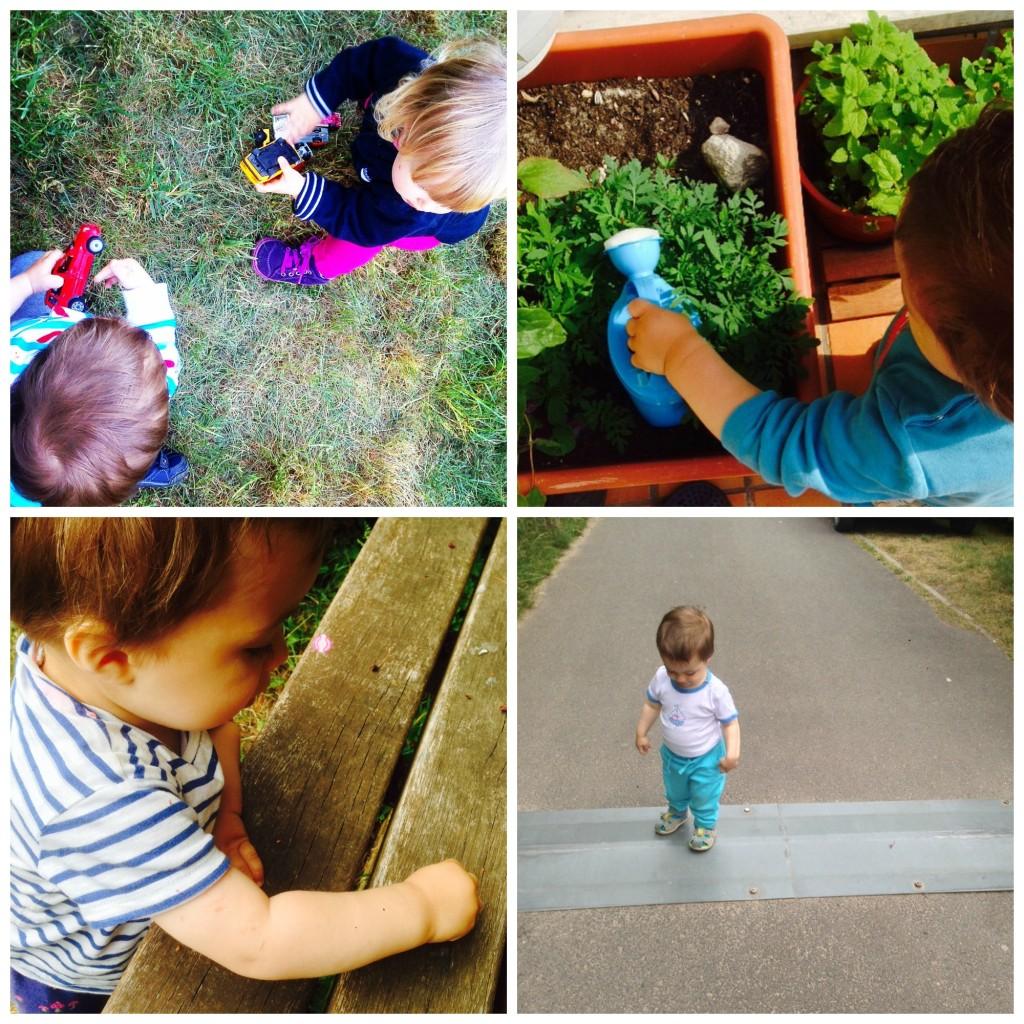 slow parenting; entspannte Kinder