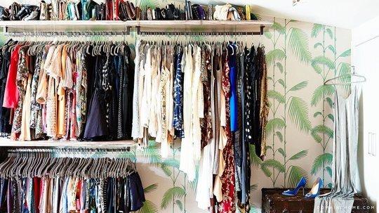 ideen kleiderschrank