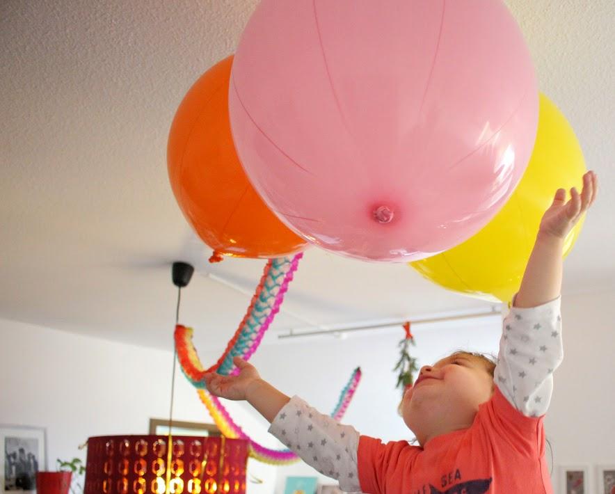 geburtstagsluftballons