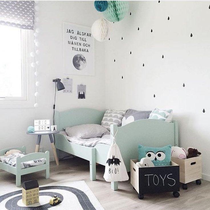 Kinderzimmer kleinkind  Wunderschöne Kinderzimmer für Kleinkinder - One Year of Sunday
