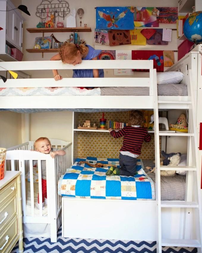 kinder gemeinsames schlafzimmer