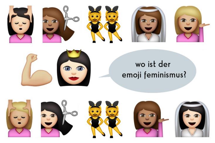 emoji feminismus