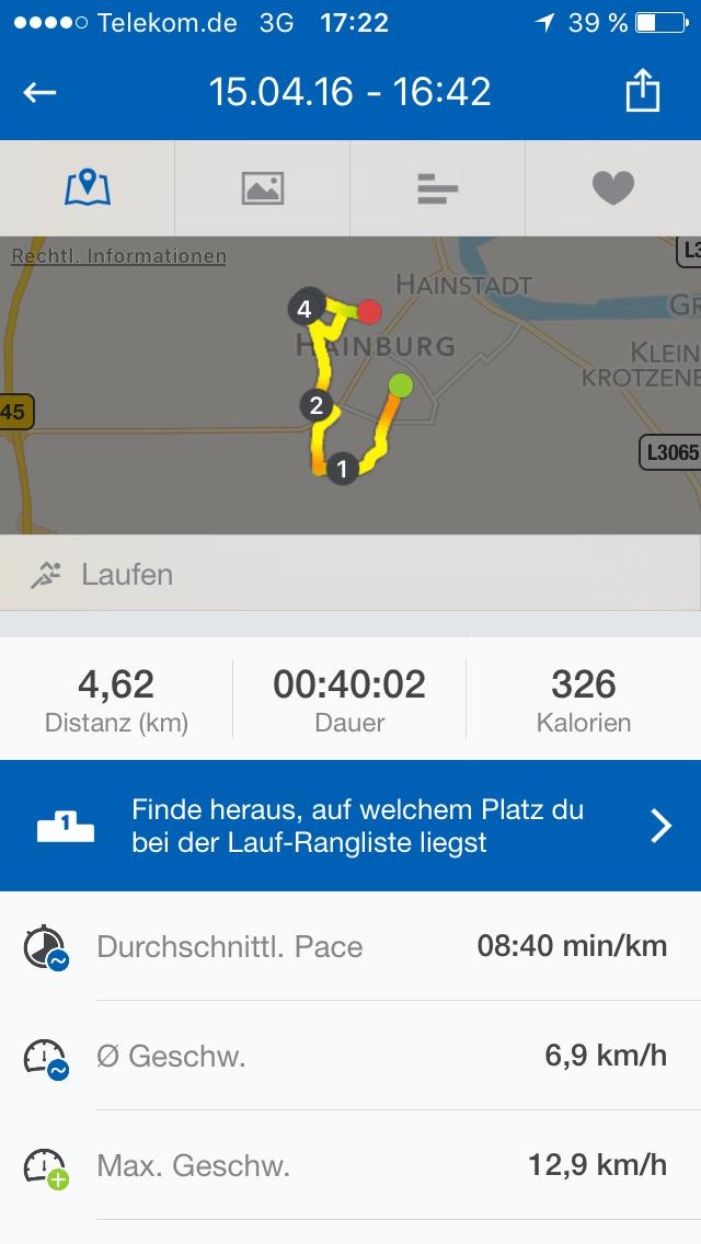 joggingrunde