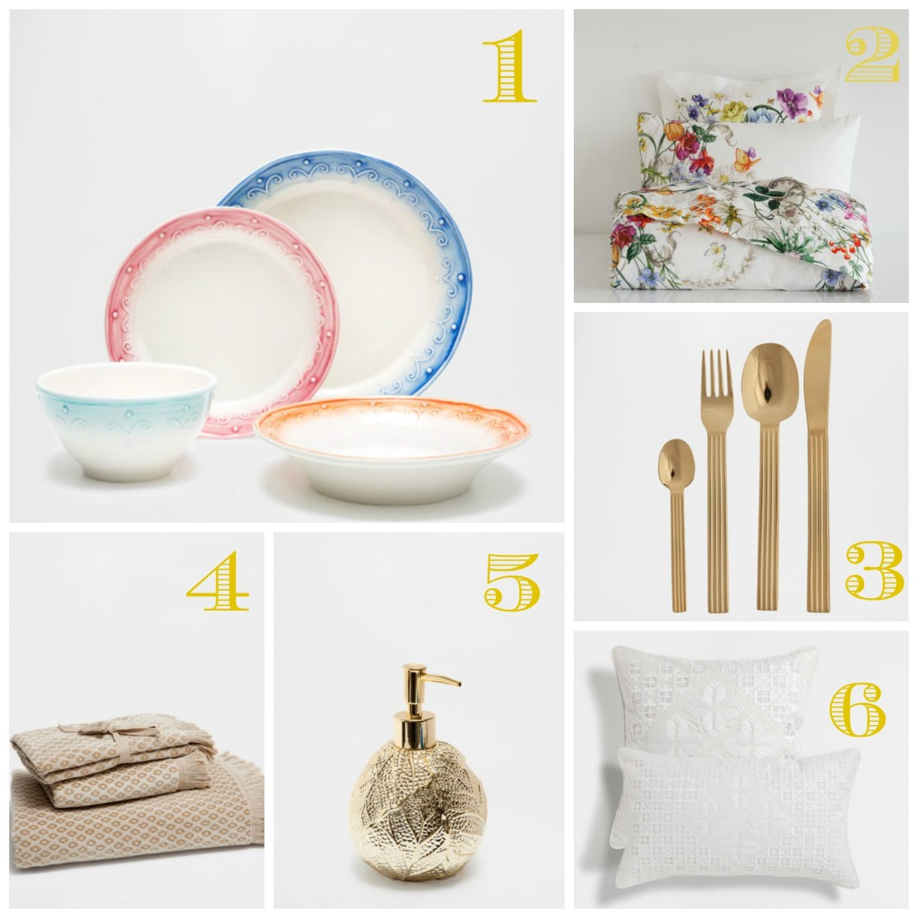 Sale bei ZARA Home bis 15. April – Meine Favoriten