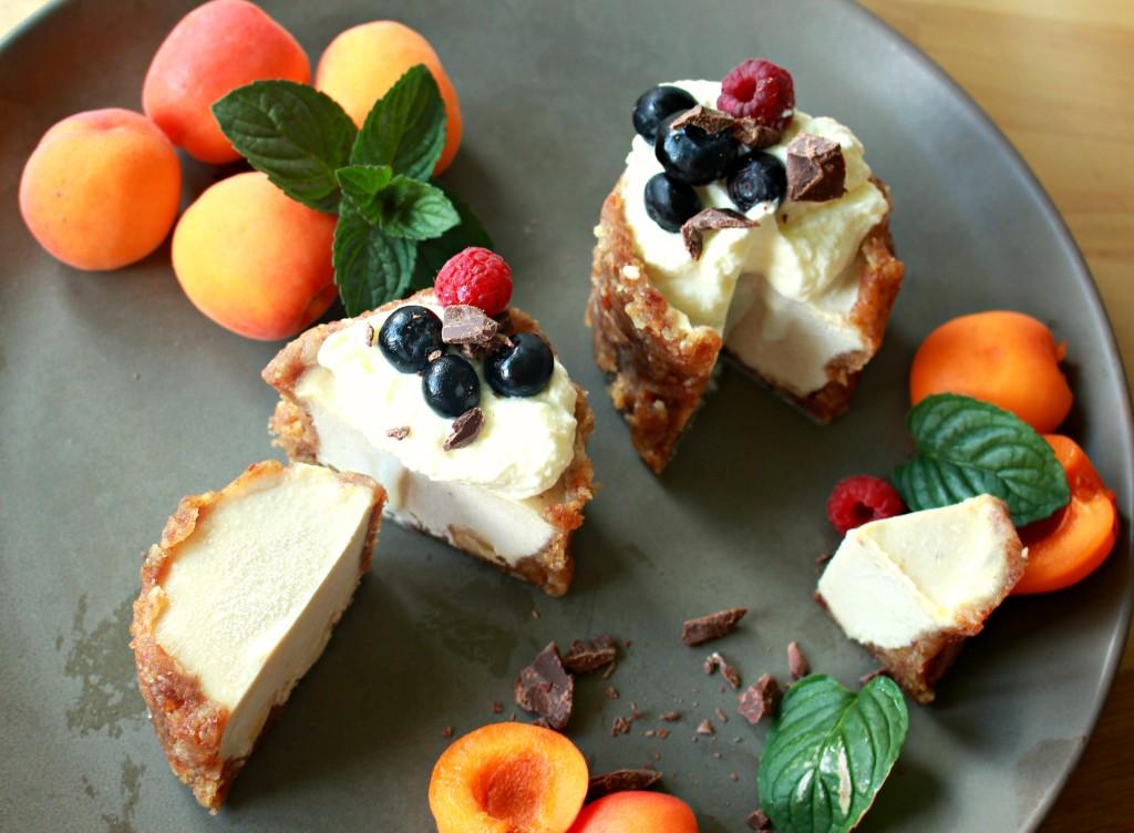 Ausprobiert: Veganer Cheesecake