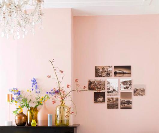 wohninspiration rosa